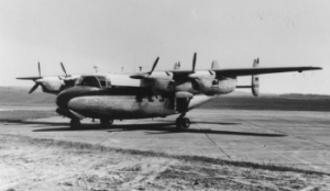 MARATHON: the first aircraft